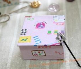 Memory Box in cutie ..