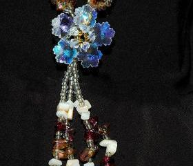 Mix Gems Long Neckla..