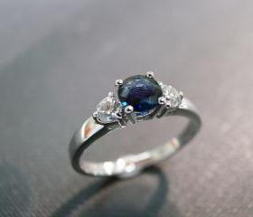 Engagement Ring with..