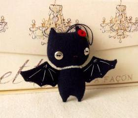 Halloween Bat Orname..