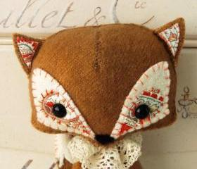 Woodland Fox PDF Pat..