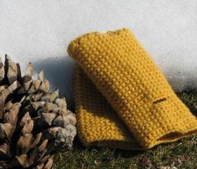 Fingerless gloves - ..