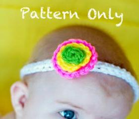Polka Dot Headband C..