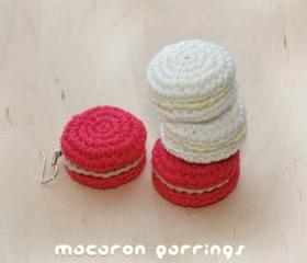 Macarons Earrings PA..