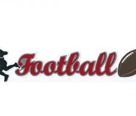Custom Football Titl..