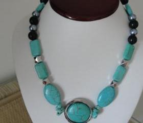 Pretty Turquoise and..