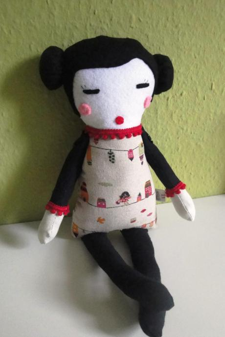 "Japanese Doll ""Cherry Blossom"""