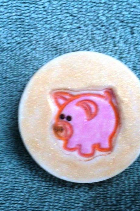Pink Pig Soap - Warm Vanilla Sugar