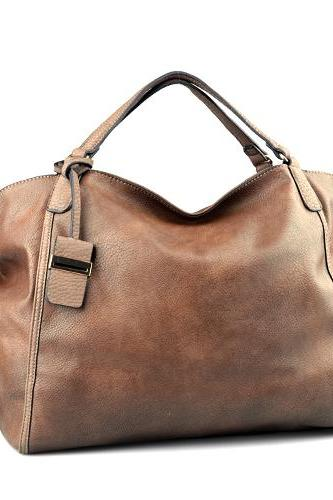 Large (56cm x 34cm) Brown Leather Tote, Hobo Handbag, Shopper, Tote, Brown Leather Handbag, Brown Purse, Leather Purse