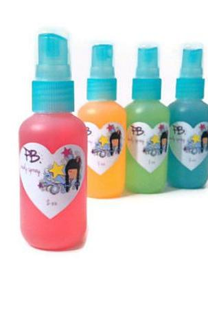 BubbleGum Girls Body Spray