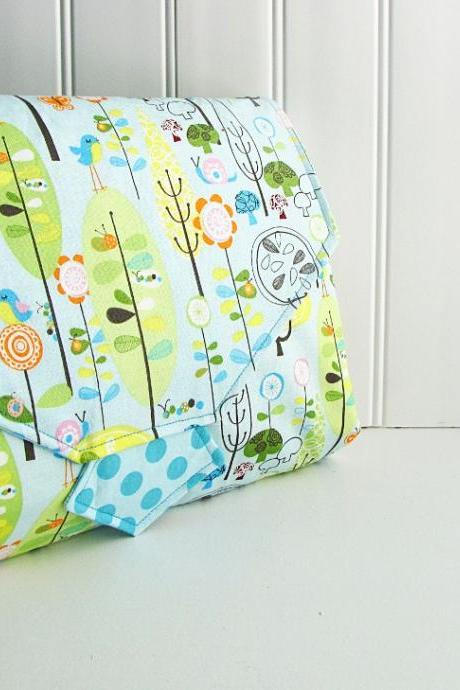 All-in-One Diaper Clutch - Custom - You choose fabric