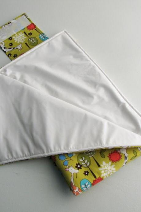 Changing Pad - Custom - You Choose Fabric