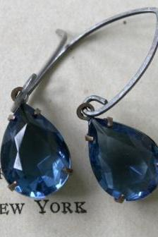 Montana Blue Vintage JEWEL Earrings