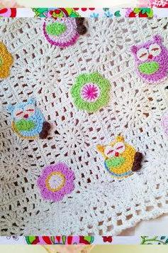 Easy Estelle Crochet Blanket