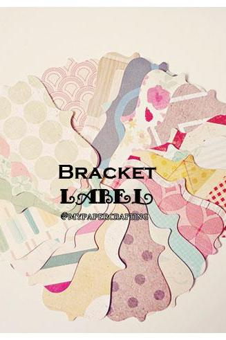 Bracket Shape Tags