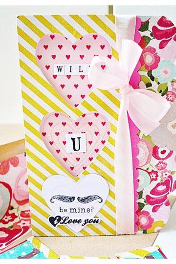 Will u be mine card set