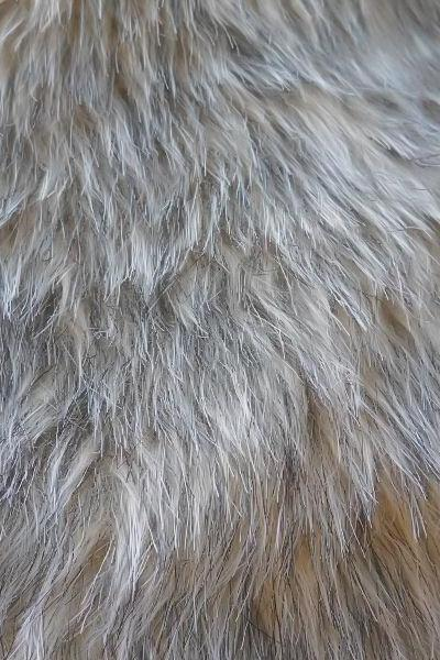 Wild Animal craft fur - brown faux fur 10 x 18 inches