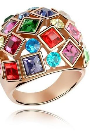 Fashion New Stone Ring For Woman