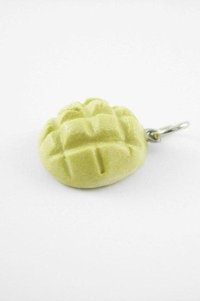 Miniature Charm Green Tea Melon Pan