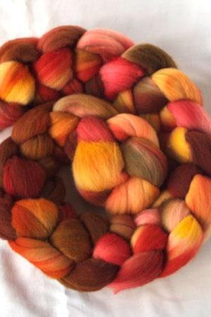 Spanish Merino Wool Top Roving 3.1oz
