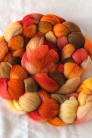 Spanish Merino Wool Top Roving 3.0oz
