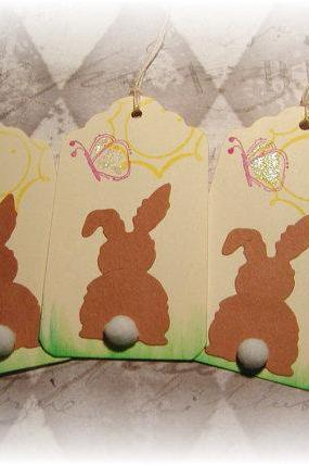 Bunny Butts Easter Tags (8)