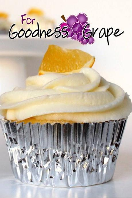 Lemon Cupcake Lip Balm - The Best Lip Balm