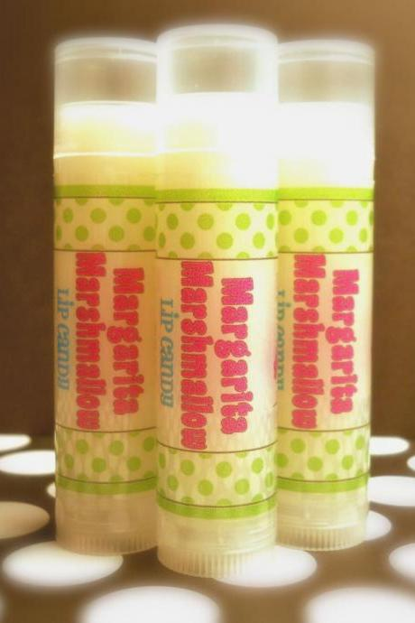 Margarita Marshmallow Lip Balm - The Best Lip Balm