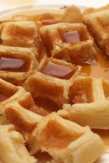 Waffles with Maple Syrup Lip Balm - The Best Lip Balm