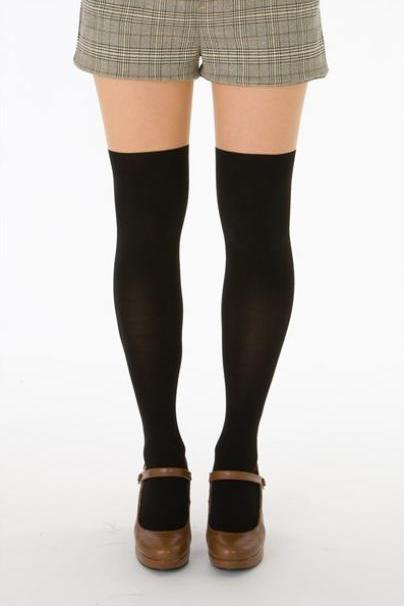 Black perfect tights/stockings