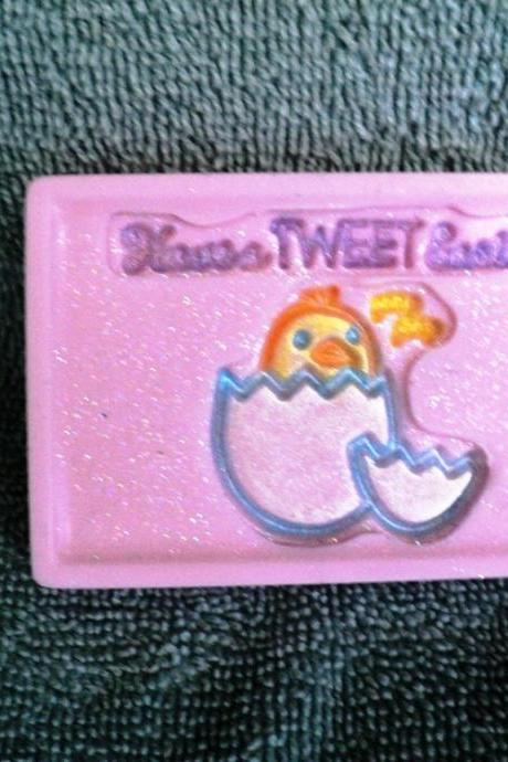 Easter Soap - Have a Tweet Easter Soap