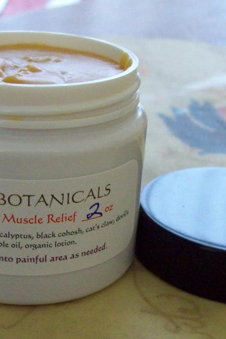 Salve for Joint, Muscle and Back Pain, Arthritis, Fibromyalgia, Bursitis
