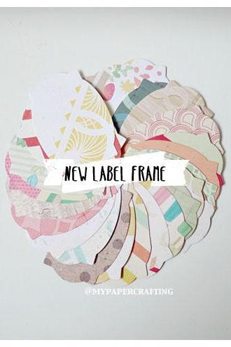 New Label Frame Tags