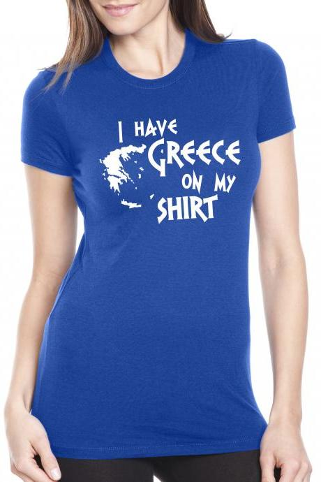 Greece t shirt funny grease shirt S-4XL