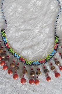 Acai Seed Necklace
