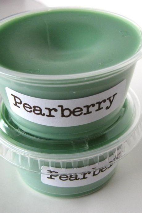 Pearberry Scented Soy Wax Melt 2 Pack