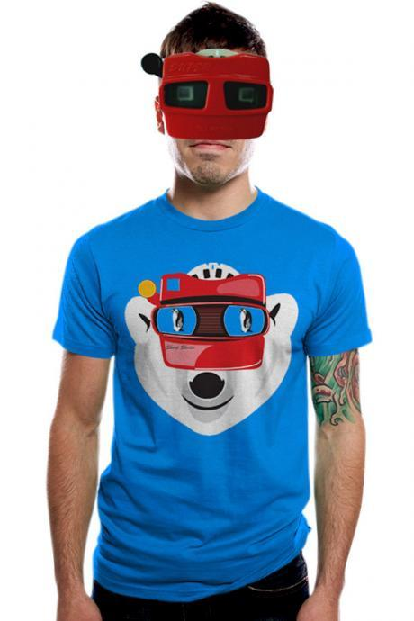 Polar Bear, Viewmaster, Penguins, Yum, Available S L XL