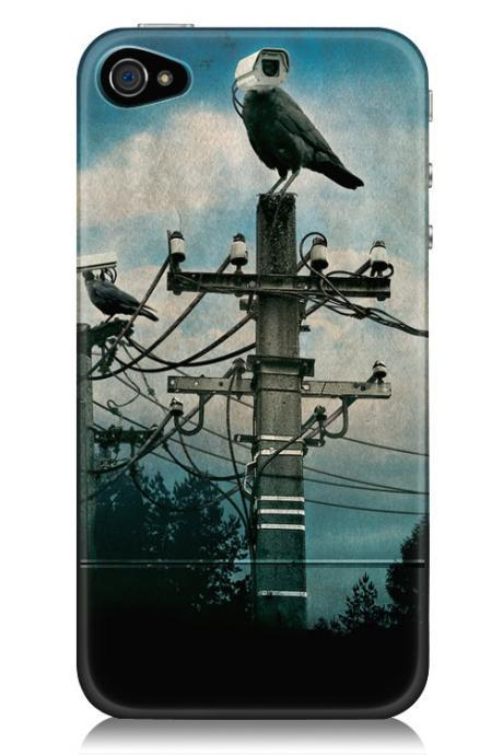 iPhone, Hawk, Big Brother iPhone Case for iPhone 4 and 4S