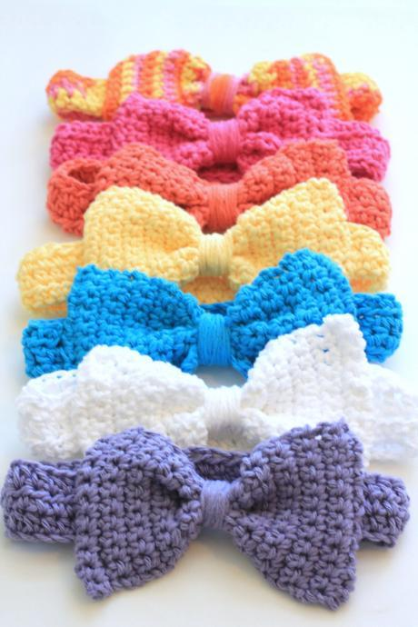 Baby Hair Bow Headbands, Photo Prop, Pick 2 Headbands, Bow Headbands Pick 2 for 20 and Save...