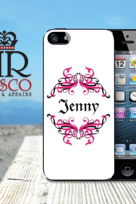 iPhone Case, Personalized iPhone Case, iPhone 5 Case, Rock iPhone Case, Punk iPhone Case