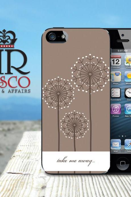 iPhone Case, iPhone 5 Case, Dandelion iPhone Case (46)