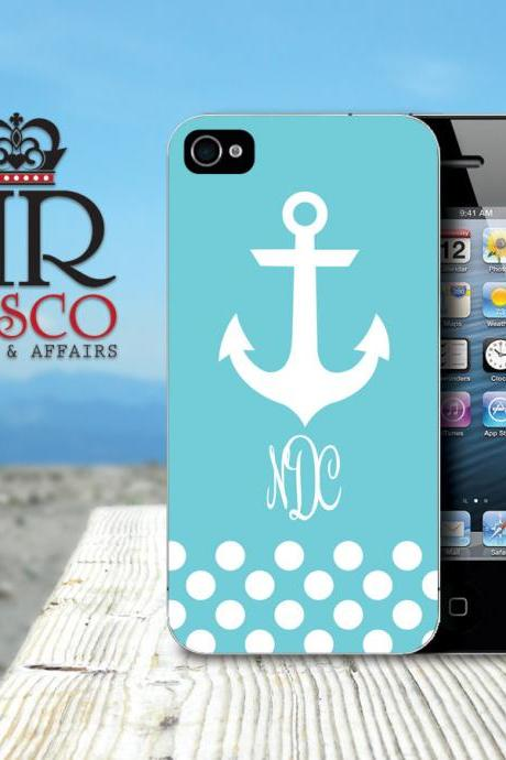 Personalized iPhone Case, iPhone Case, iPhone 5 Case, Nautical iPhone Case (51)