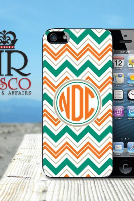 Personalized iPhone Case, iPhone 5 Case, Custom iPhone Case, Chevron iPhone 5 Case (42)