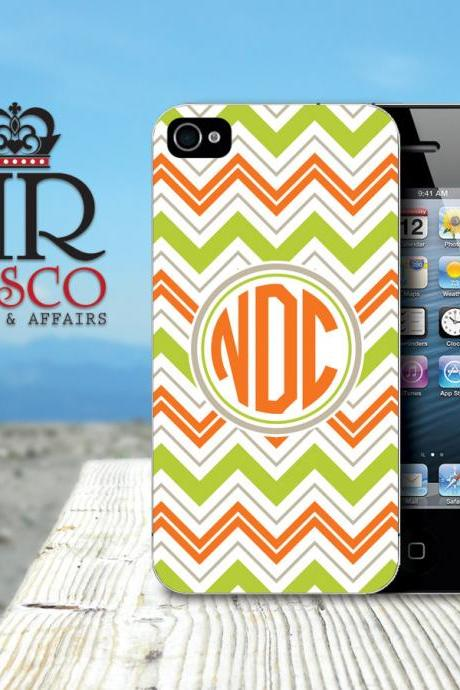 Personalized iPhone Case, iPhone 5 Case, Chevron iPhone Case, Custom iPhone Case (44)