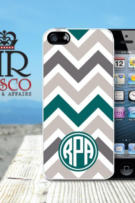 iPhone 5 Case, Chevron iPhone Case, Monogram iPhone Case, Personalized iPhone Case (62)