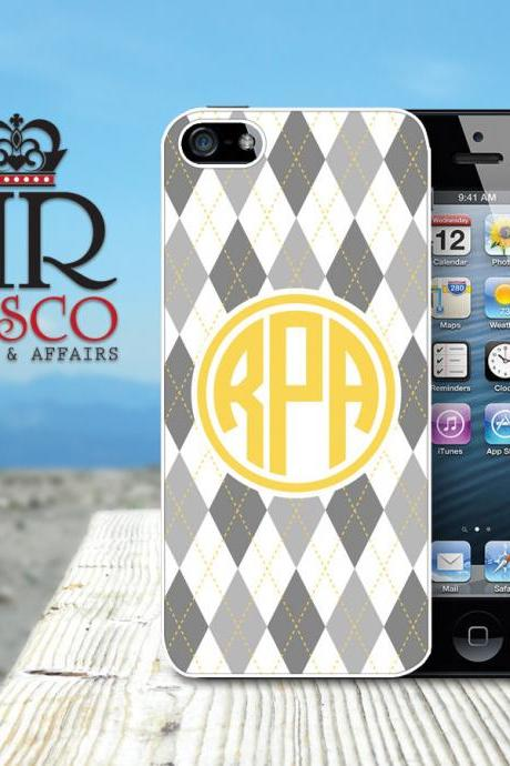 iPhone 5 Case, Monogram iPhone Case, Argyle iPhone Case (65)