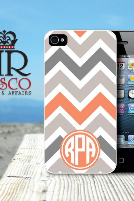 iPhone 4 Case, iPhone 4s Case, Chevron iPhone Case, Monogram iPhone Case (63)