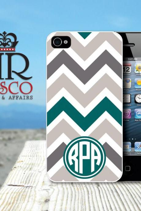iPhone 4 Case, iPhone 4s Case, Chevron iPhone Case, Monogram iPhone Case (62)