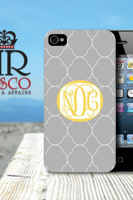 iPhone 4 Case, iPhone 4s Case, Personalized iPhone Case, Monogram iPhone Case (54)