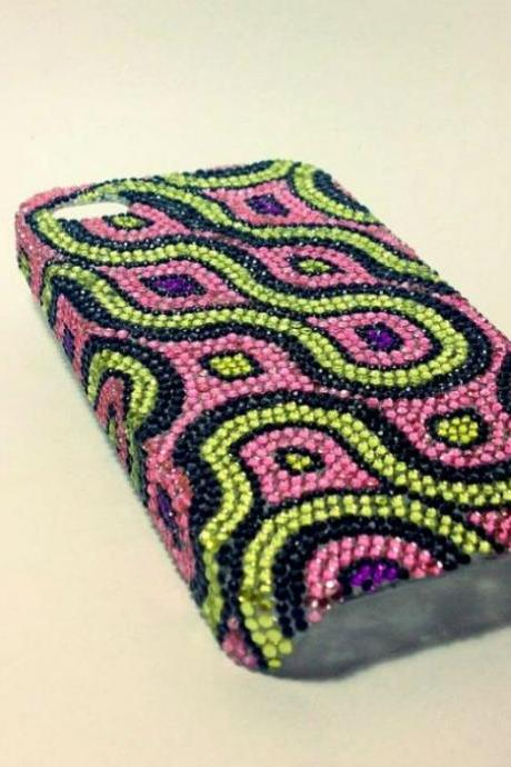 Rhinestone case mobile phone case